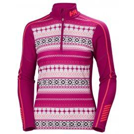 Helly Hansen LIFA ACTIVE GRAPHIC 1/2 ZIP - Dámske funkčné tričko