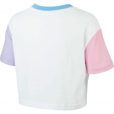 Дамска тениска - Nike NSW TEE FEMME 2 CROP - 2