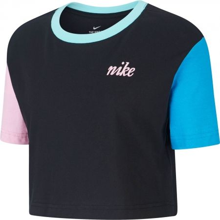 Dámské tričko - Nike NSW TEE FEMME 2 CROP - 1