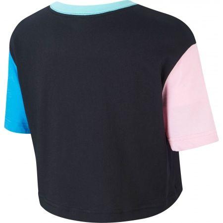 Dámské tričko - Nike NSW TEE FEMME 2 CROP - 2