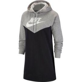 Nike NSW HRTG HOODIE DRESS SB - Dámske šaty