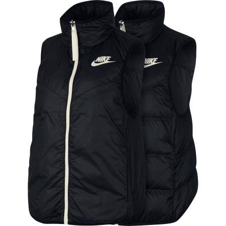 Dámská oboustranná vesta - Nike NSW WR DWN FILL VEST REV - 1