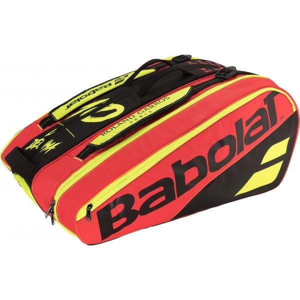 Babolat DECIMA RH X 12 FRENCH OPEN - Tenisová taška