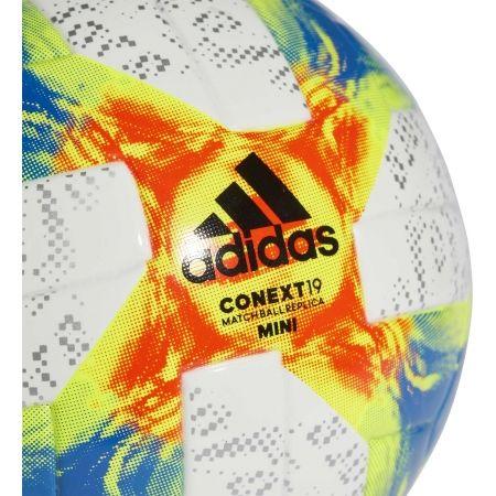 Mini futbalová lopta - adidas CONEXT 19 MINI - 3
