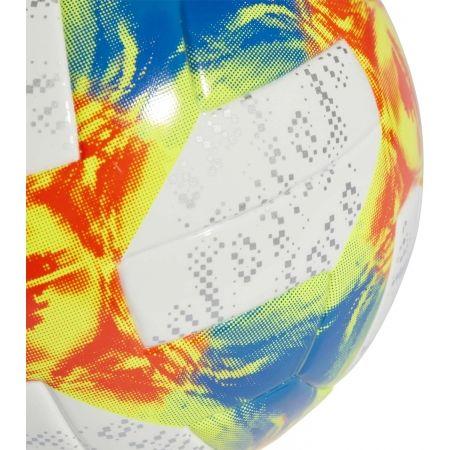 Mini futbalová lopta - adidas CONEXT 19 MINI - 5