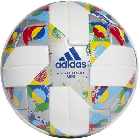 Мини футболна топка - adidas UEFA MINI - 2