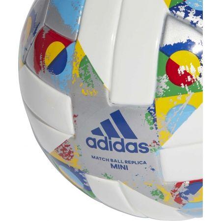 Мини футболна топка - adidas UEFA MINI - 5