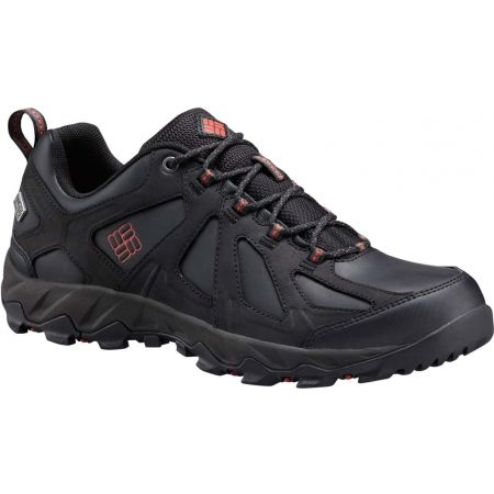 Columbia PEAKFREAK XCRSN II LOW LEATHER - Pánska outdoorová obuv