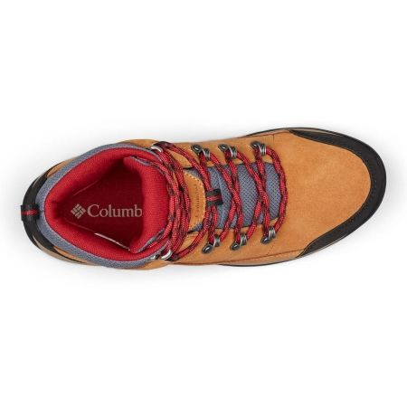 Dámská outdoorová obuv - Columbia FIRE VENTURE S II MID WP - 6