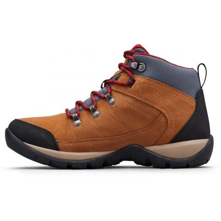 Dámská outdoorová obuv - Columbia FIRE VENTURE S II MID WP - 3