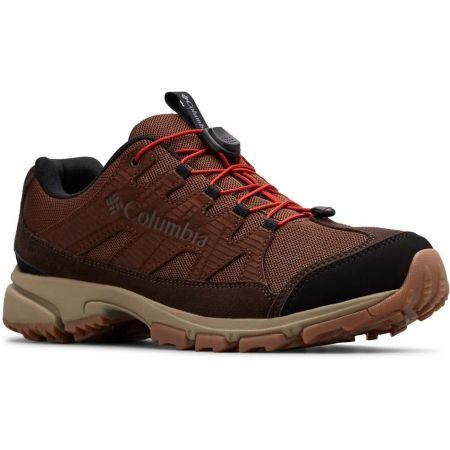 Pánská outdoorová obuv - Columbia FIVE FORKS WP - 1