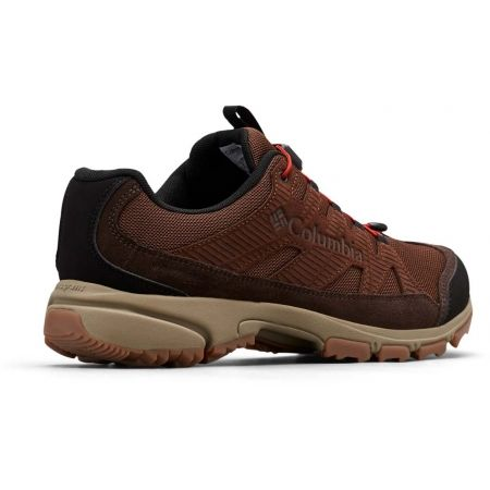 Pánská outdoorová obuv - Columbia FIVE FORKS WP - 5