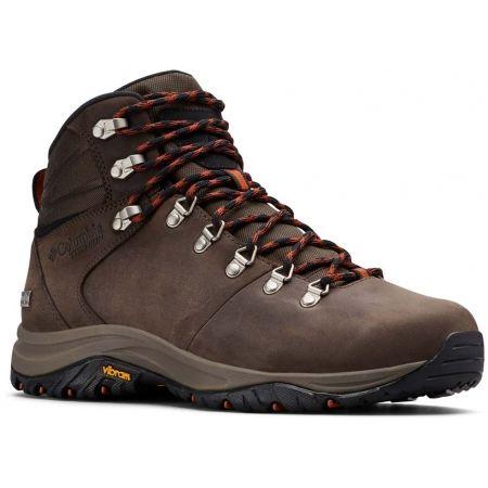 Мъжки туристически обувки - Columbia 100MW TITANIUM OUTDRY - 1