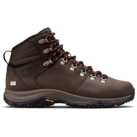 Мъжки туристически обувки - Columbia 100MW TITANIUM OUTDRY - 2