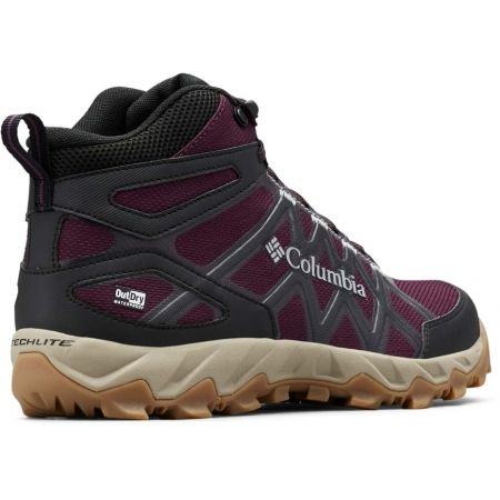 Obuwie outdoorowe damskie - Columbia PEAKFREAK X2 MID - 6