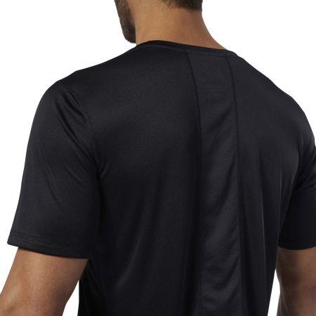 Pánske bežecké tričko - Reebok RUNNING ESSENTIALS GRAPHIC TEE - 8