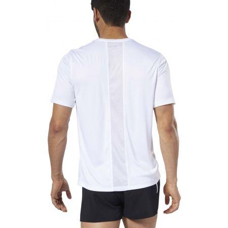 Pánské běžecké tričko - Reebok RUNNING ESSENTIALS GRAPHIC TEE - 5