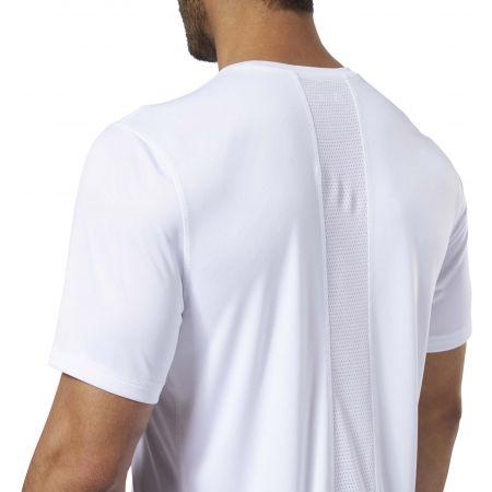 Pánské běžecké tričko - Reebok RUNNING ESSENTIALS GRAPHIC TEE - 8
