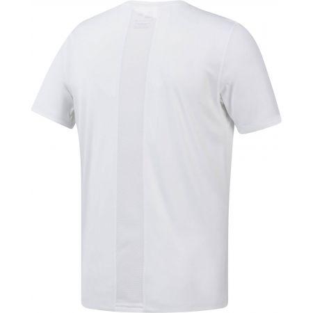 Pánské běžecké tričko - Reebok RUNNING ESSENTIALS GRAPHIC TEE - 2