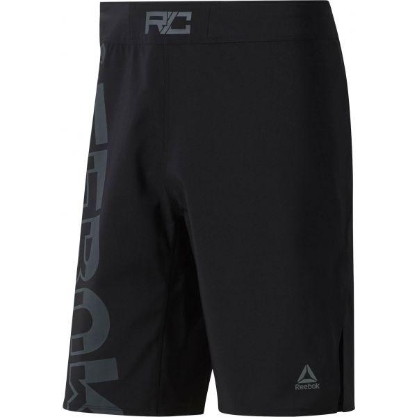 Reebok CBT CORE MMA SHORT černá 37 - Bojové MMA šortky