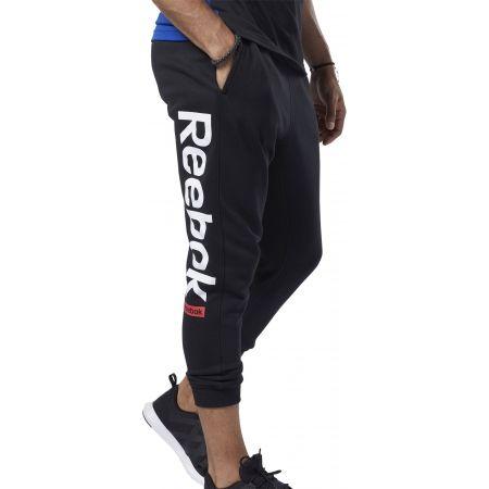 Men's joggers - Reebok TE BIG LOGO JOGGER - 3