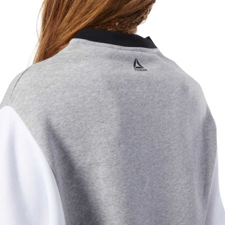 Women's sports jacket - Reebok COLOR BLOCKED TRACKSUIT TOP - 9