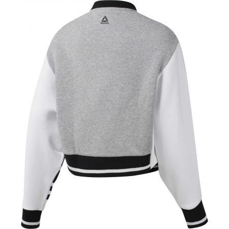 Women's sports jacket - Reebok COLOR BLOCKED TRACKSUIT TOP - 2