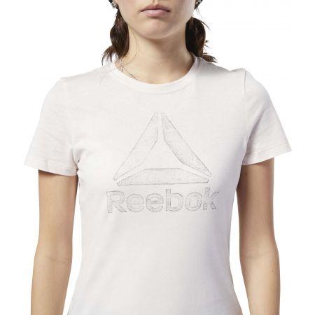 Women's T-shirt - Reebok OPP DELTA TEE - 6