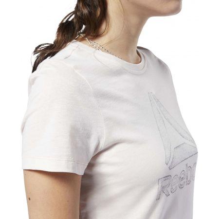 Women's T-shirt - Reebok OPP DELTA TEE - 7