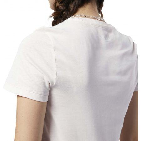 Women's T-shirt - Reebok OPP DELTA TEE - 8