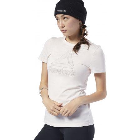 Дамска тениска - Reebok OPP DELTA TEE - 3