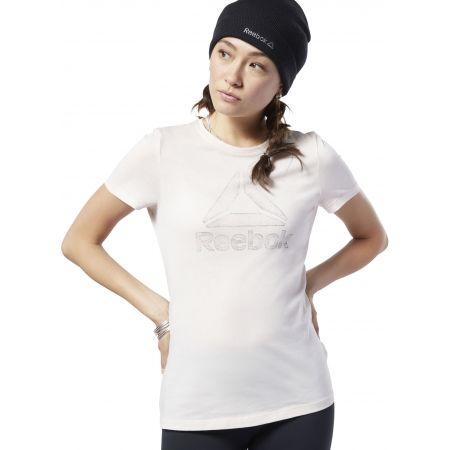 Women's T-shirt - Reebok OPP DELTA TEE - 4