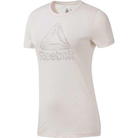 Women's T-shirt - Reebok OPP DELTA TEE - 1