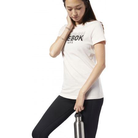Dámske tričko - Reebok OPP TEE - 4