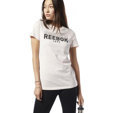 Dámske tričko - Reebok OPP TEE - 3