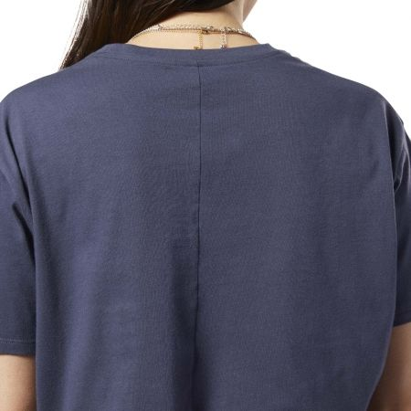 Dámske tričko - Reebok LINEAR LOGO CROP TEE - 8
