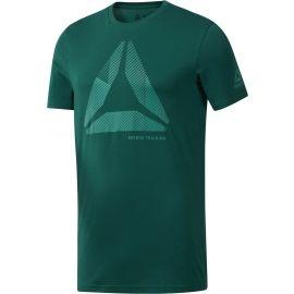 Reebok SHIFT BLUR TEE - Pánské triko