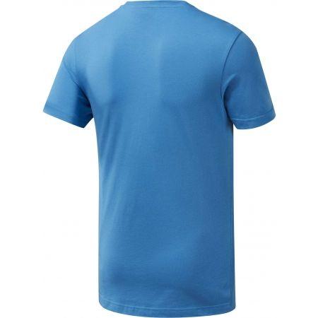 Мъжка тениска - Reebok GLITCH.STRATA - 2
