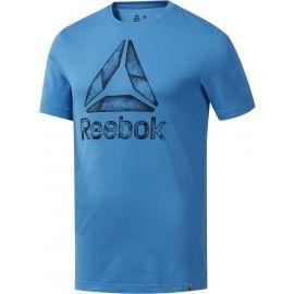 Reebok GLITCH.STRATA - Pánské triko