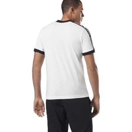 Men's T-shirt - Reebok TE BL SS GRAPHIC TEE - 5