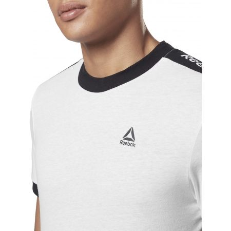 Men's T-shirt - Reebok TE BL SS GRAPHIC TEE - 6