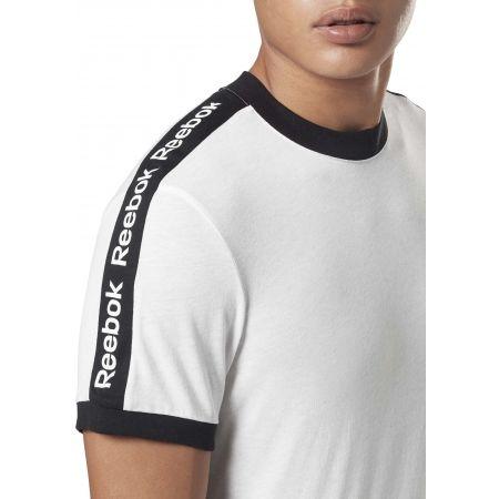 Men's T-shirt - Reebok TE BL SS GRAPHIC TEE - 7