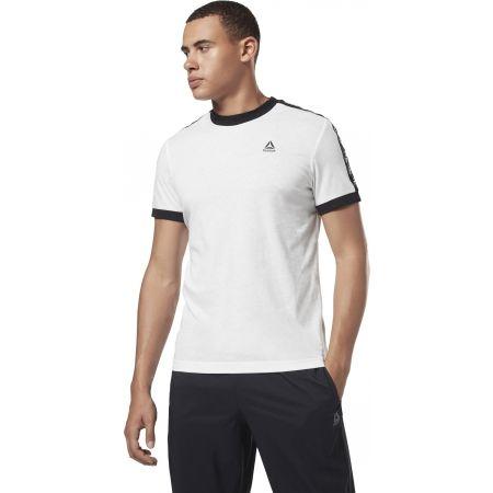 Men's T-shirt - Reebok TE BL SS GRAPHIC TEE - 3