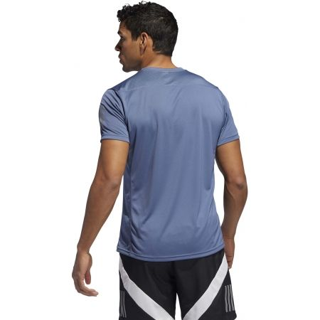 Pánske tričko - adidas OWN THE RUN TEE - 7