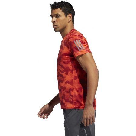 Pánske tričko - adidas OWN THE RUN TEE - 5