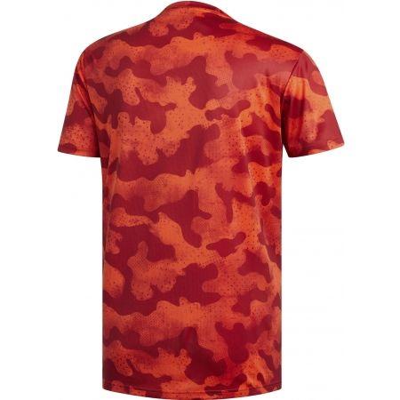 Pánske tričko - adidas OWN THE RUN TEE - 2