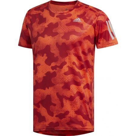 Pánske tričko - adidas OWN THE RUN TEE - 1