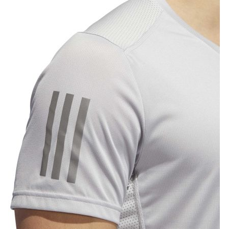 Мъжка тениска - adidas OWN THE RUN TEE - 9