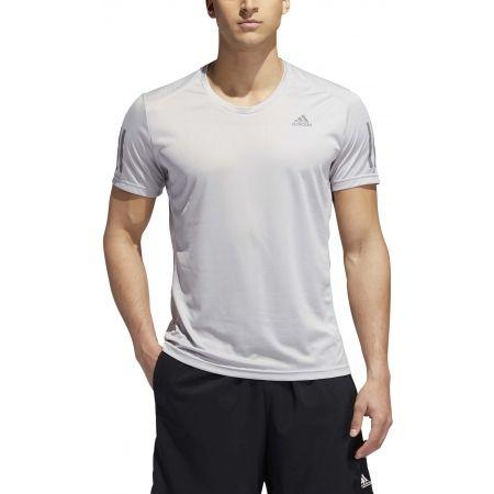 Мъжка тениска - adidas OWN THE RUN TEE - 3