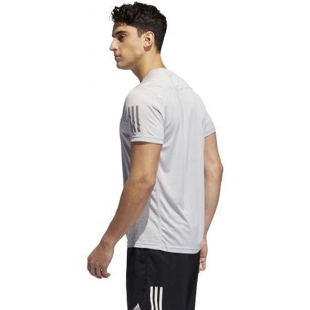 Мъжка тениска - adidas OWN THE RUN TEE - 5